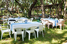 Party Rentals  | Mobile Table, Chair Rental & Screen Printing